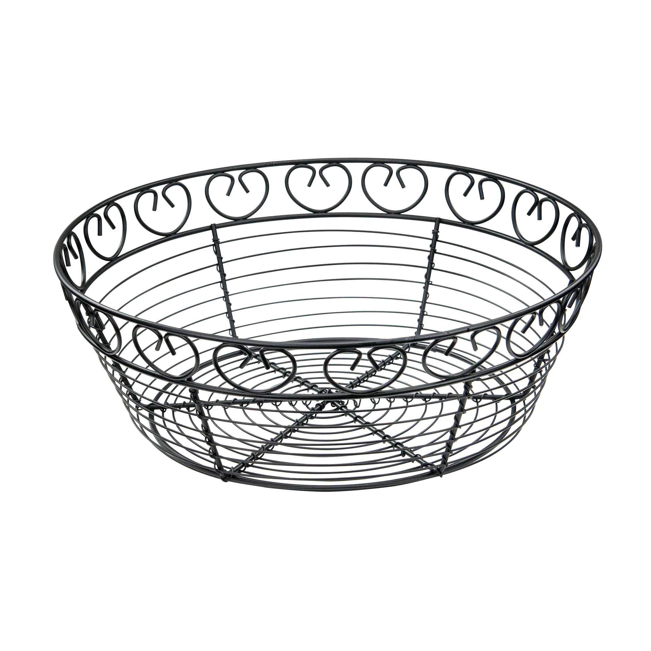 Winco WBKG-10R basket, tabletop, metal