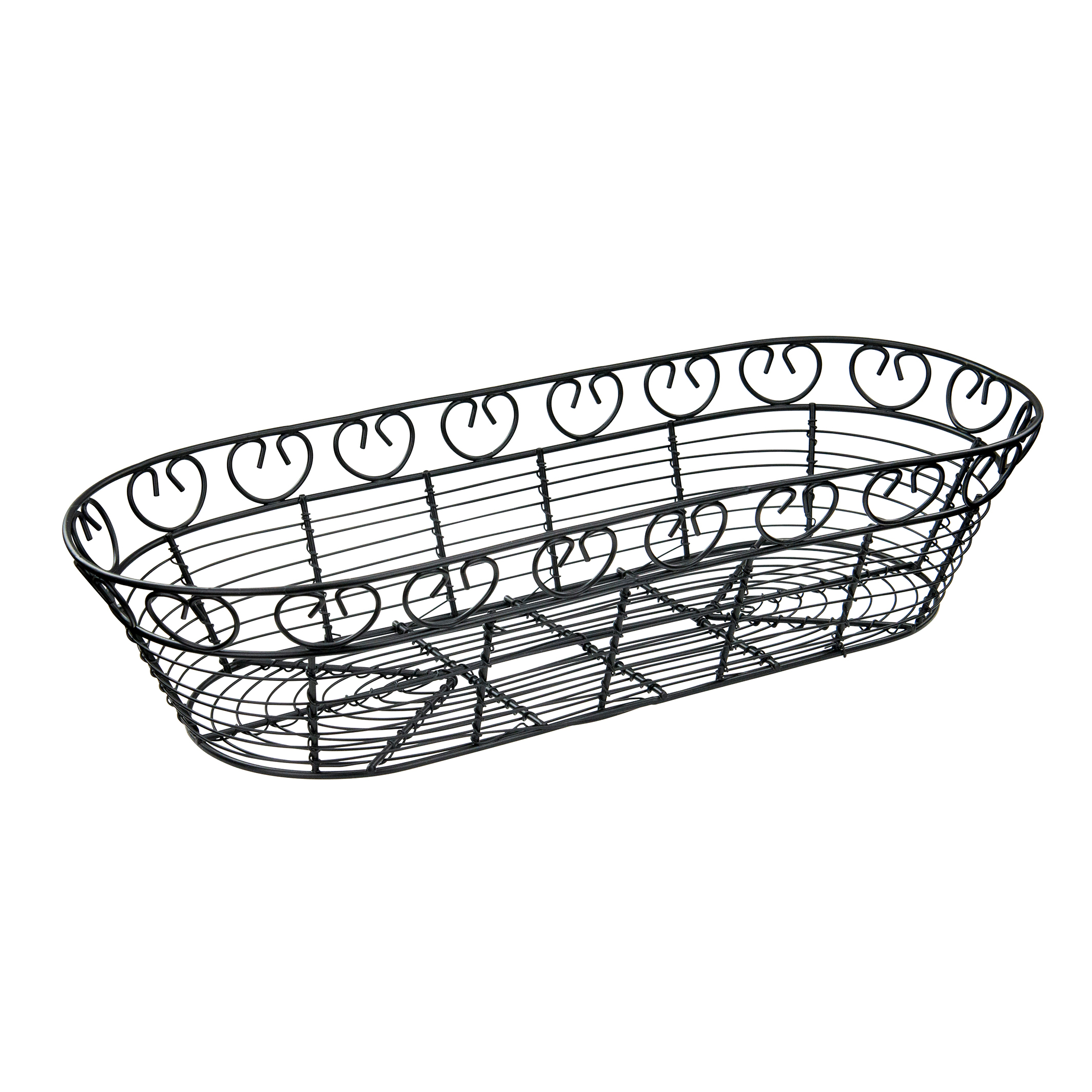 Winco WBKG-15 basket, tabletop, metal