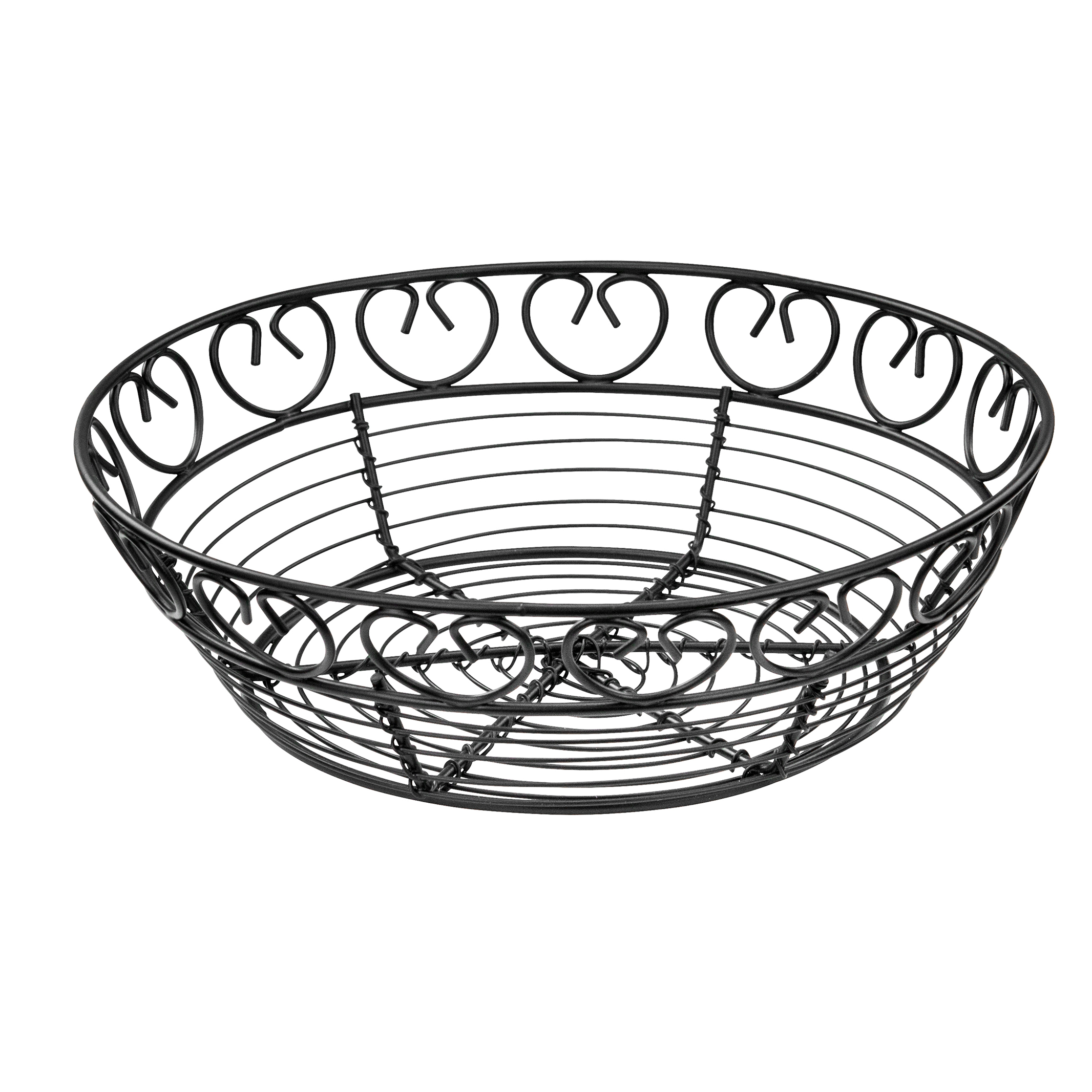Winco WBKG-8R basket, tabletop, metal