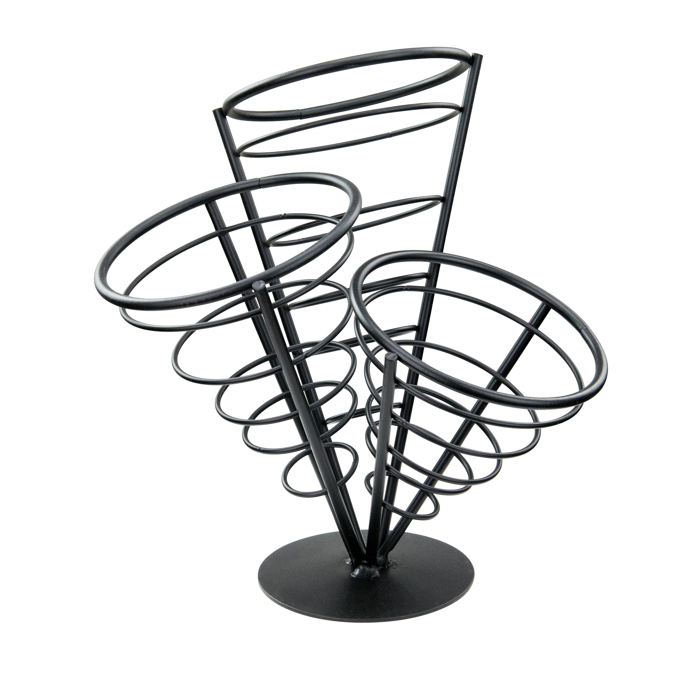 Winco WBKH-10 basket, tabletop, metal