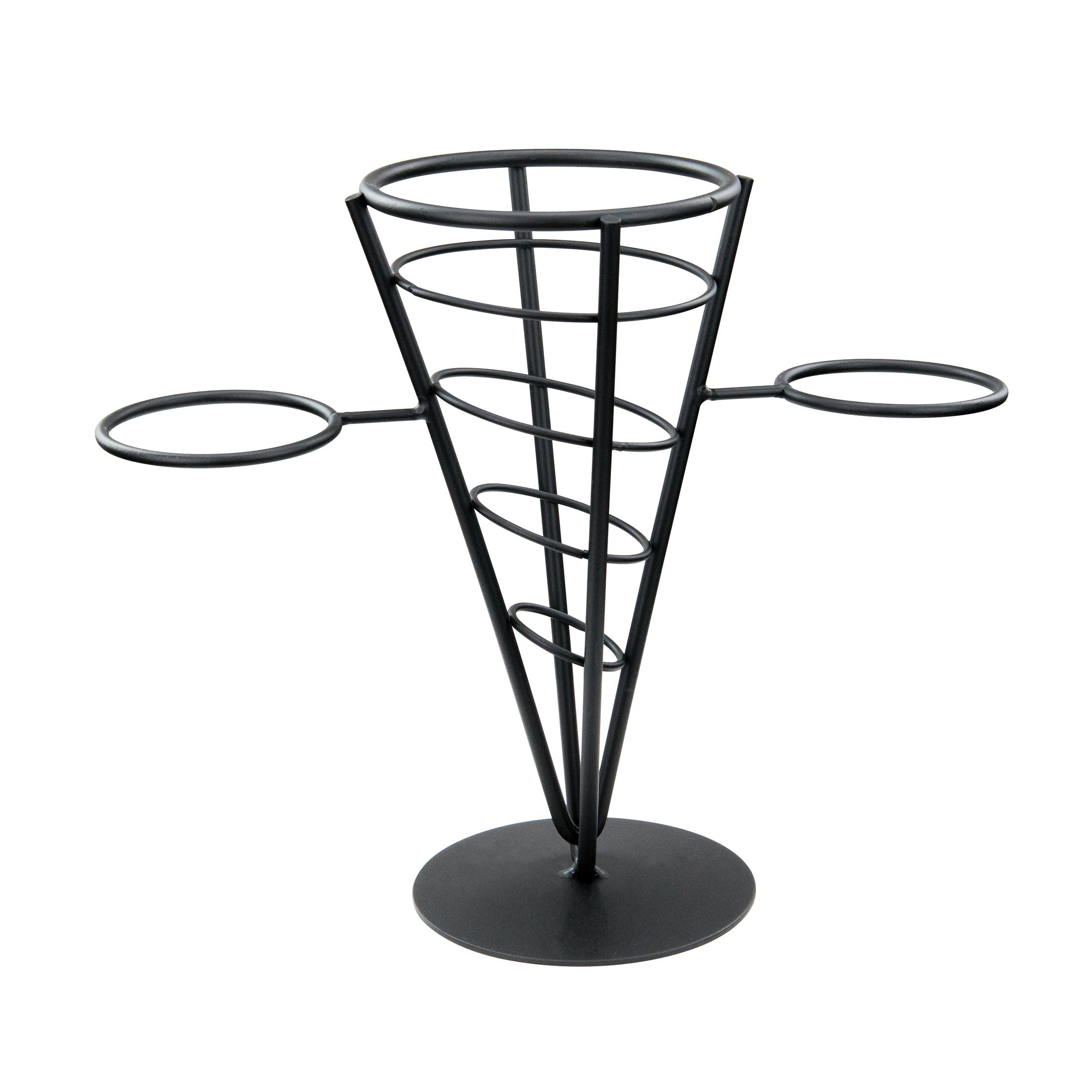 Winco WBKH-5 basket, tabletop, metal