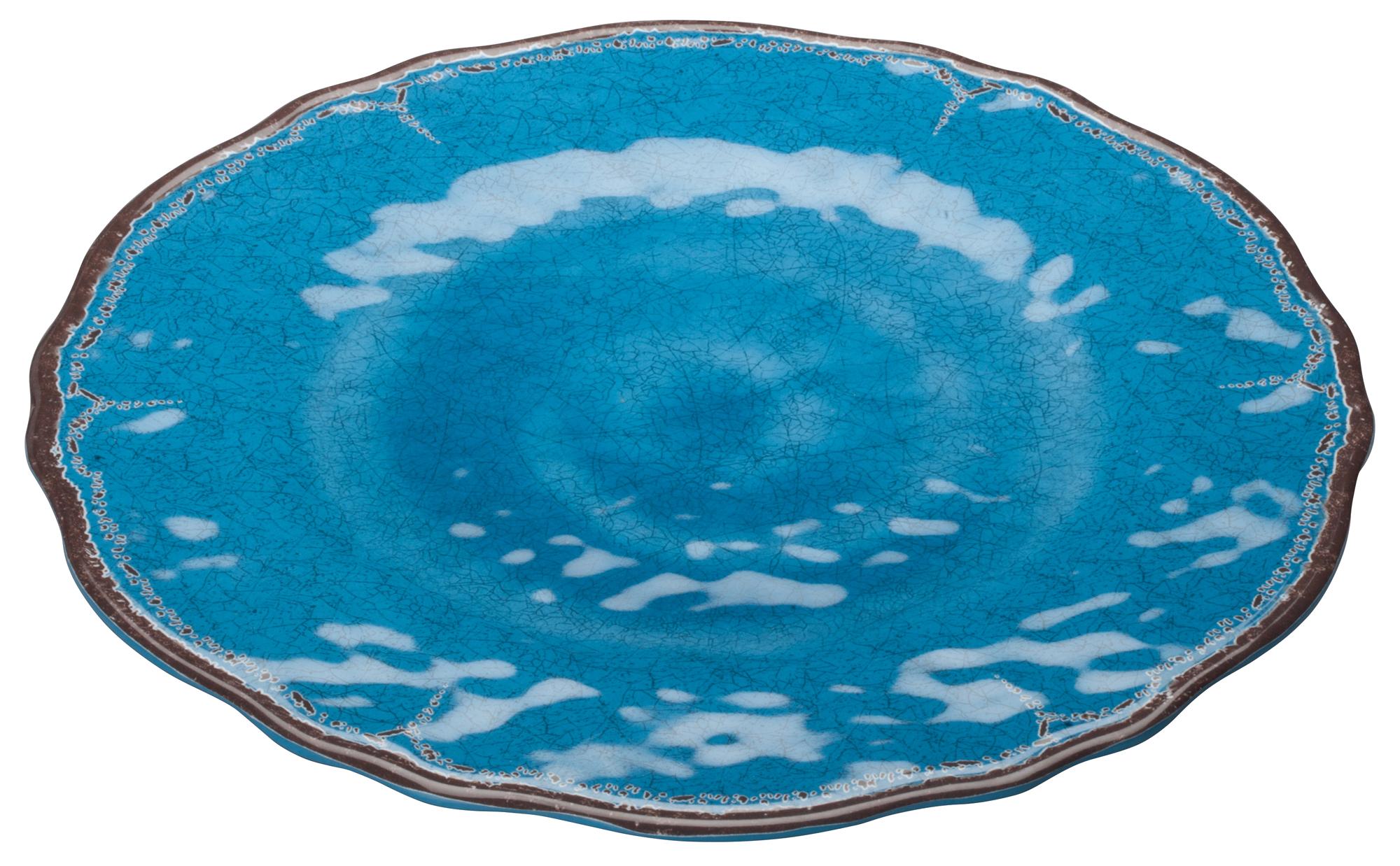 Winco WDM001-402 plate, plastic