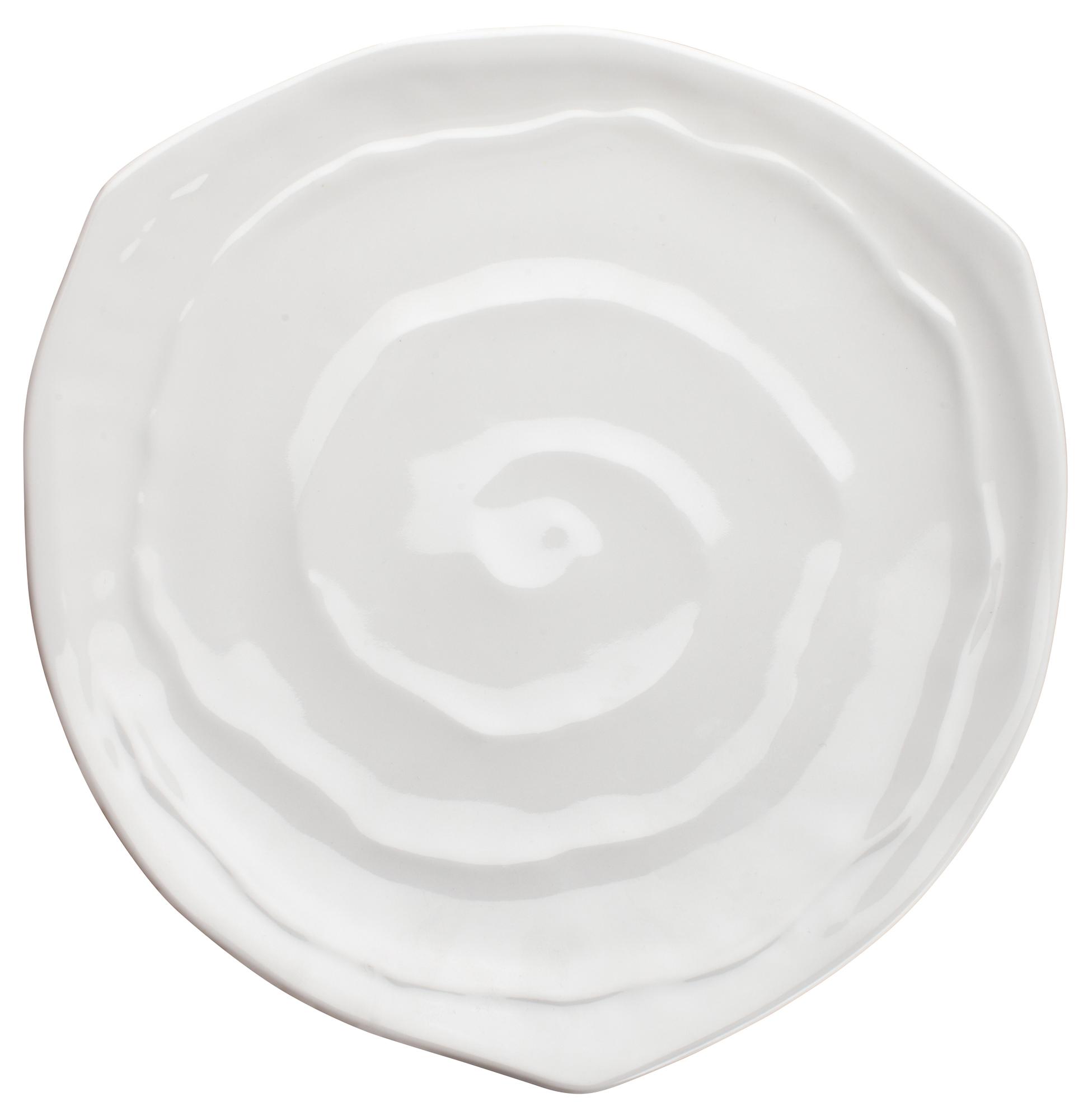 Winco WDM007-201 plate, plastic
