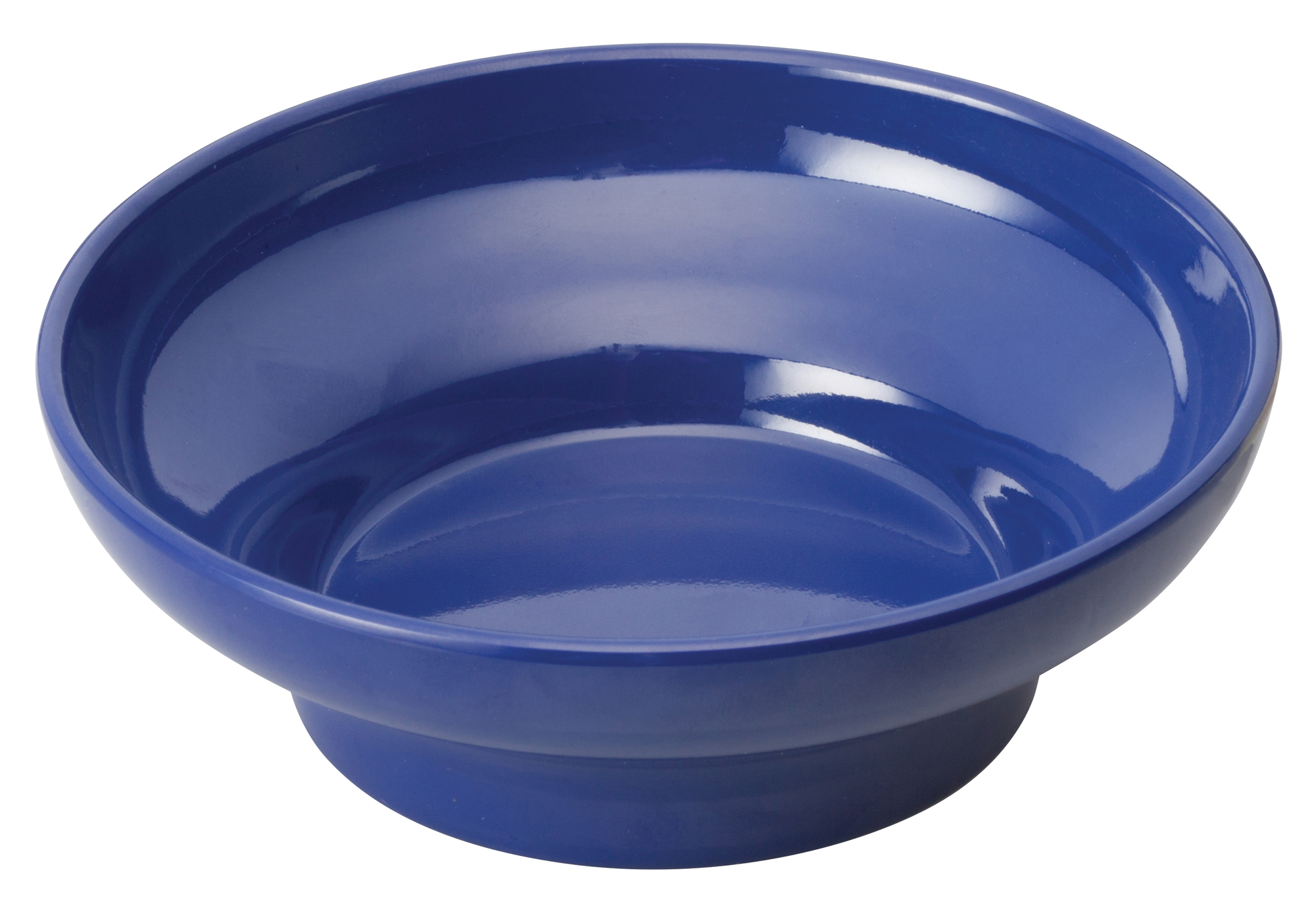 Winco WDM008-402 sauce dish, plastic