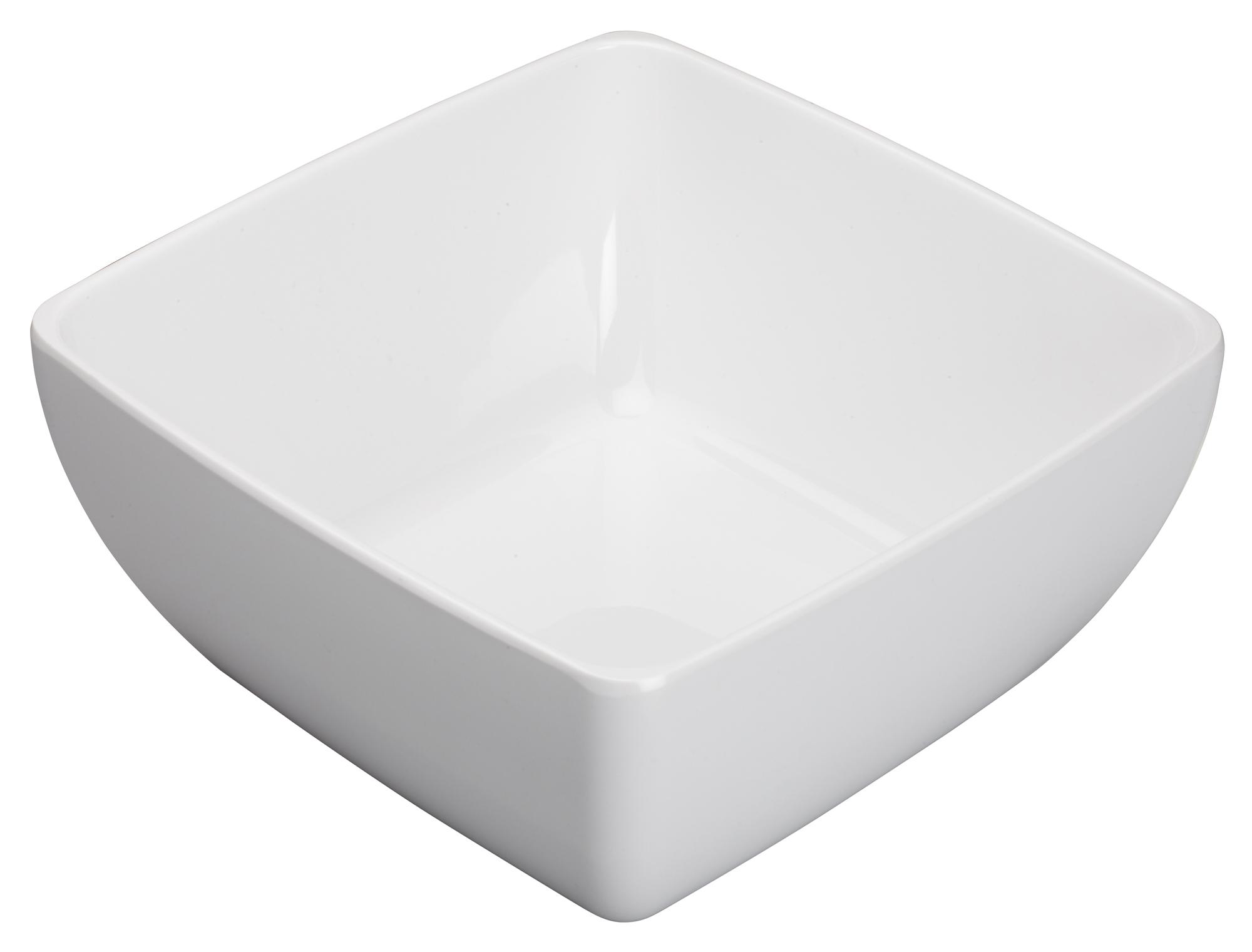 Winco WDM009-205 bowl, plastic,  5 - 6 qt (160 - 223 oz)