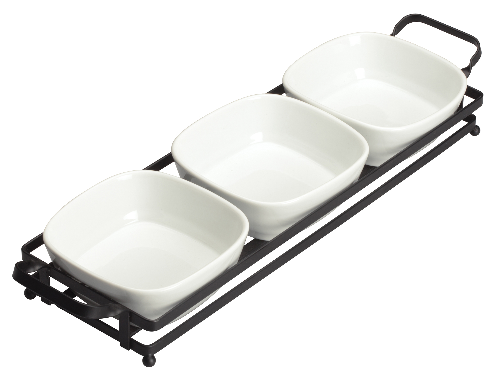 Winco WDP014-102 bowl set