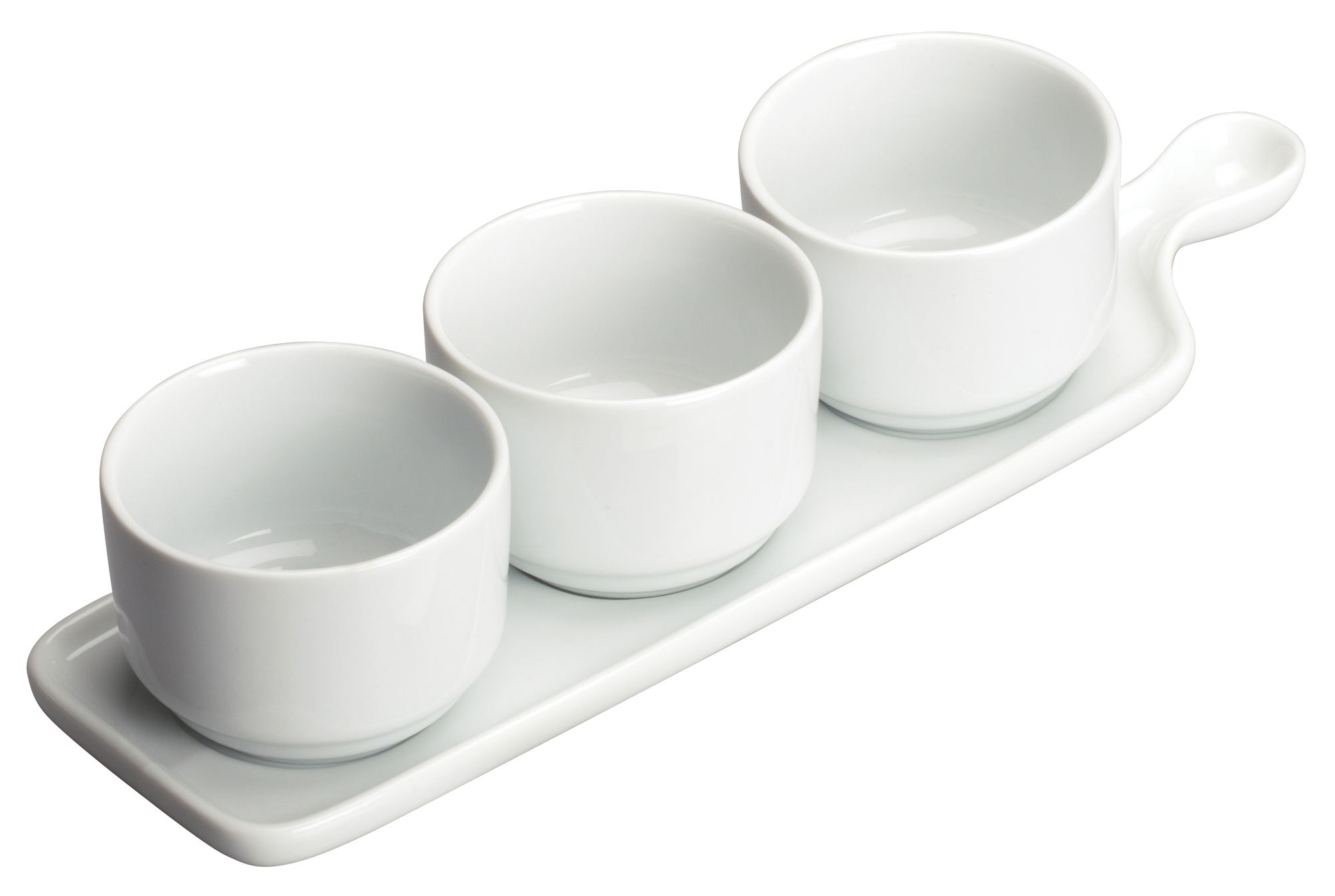 Winco WDP016-101 bowl set