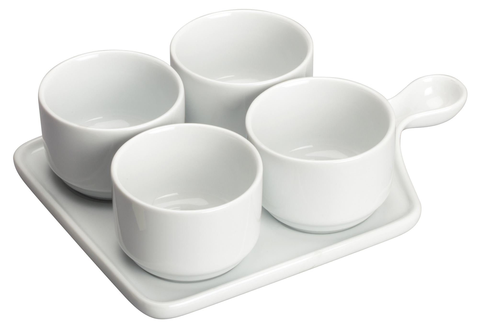 Winco WDP016-102 bowl set