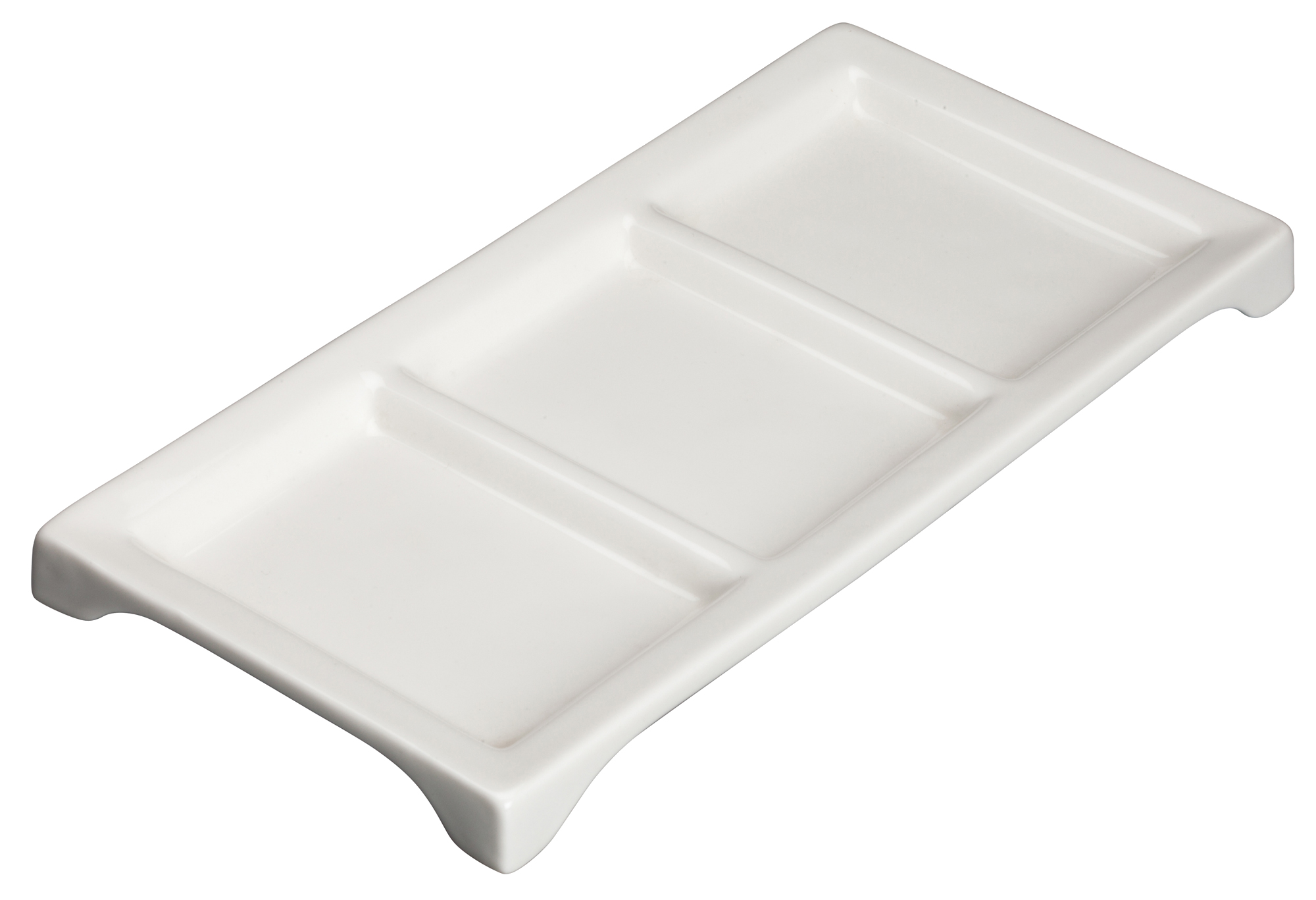 Winco WDP017-108 tray, compartment, china