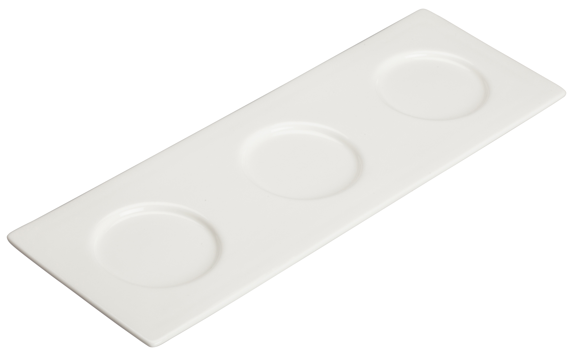 Winco WDP021-109 tray, compartment, china