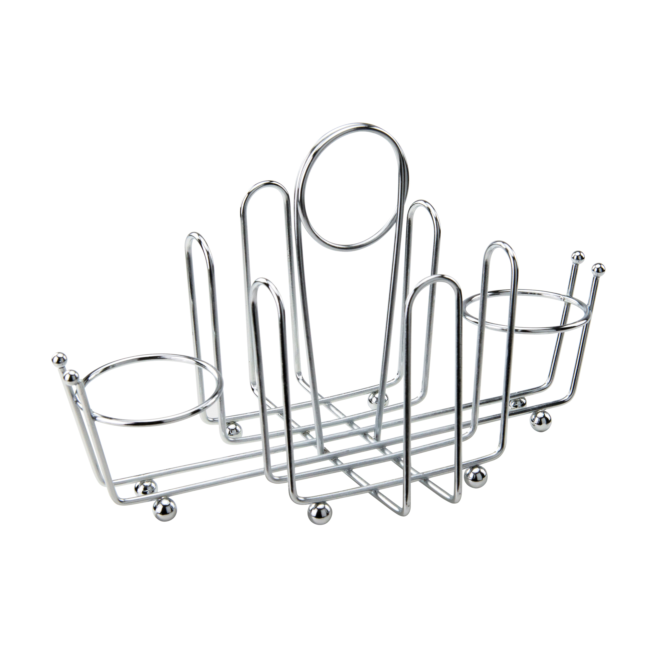 Winco WH-1 condiment caddy, rack only