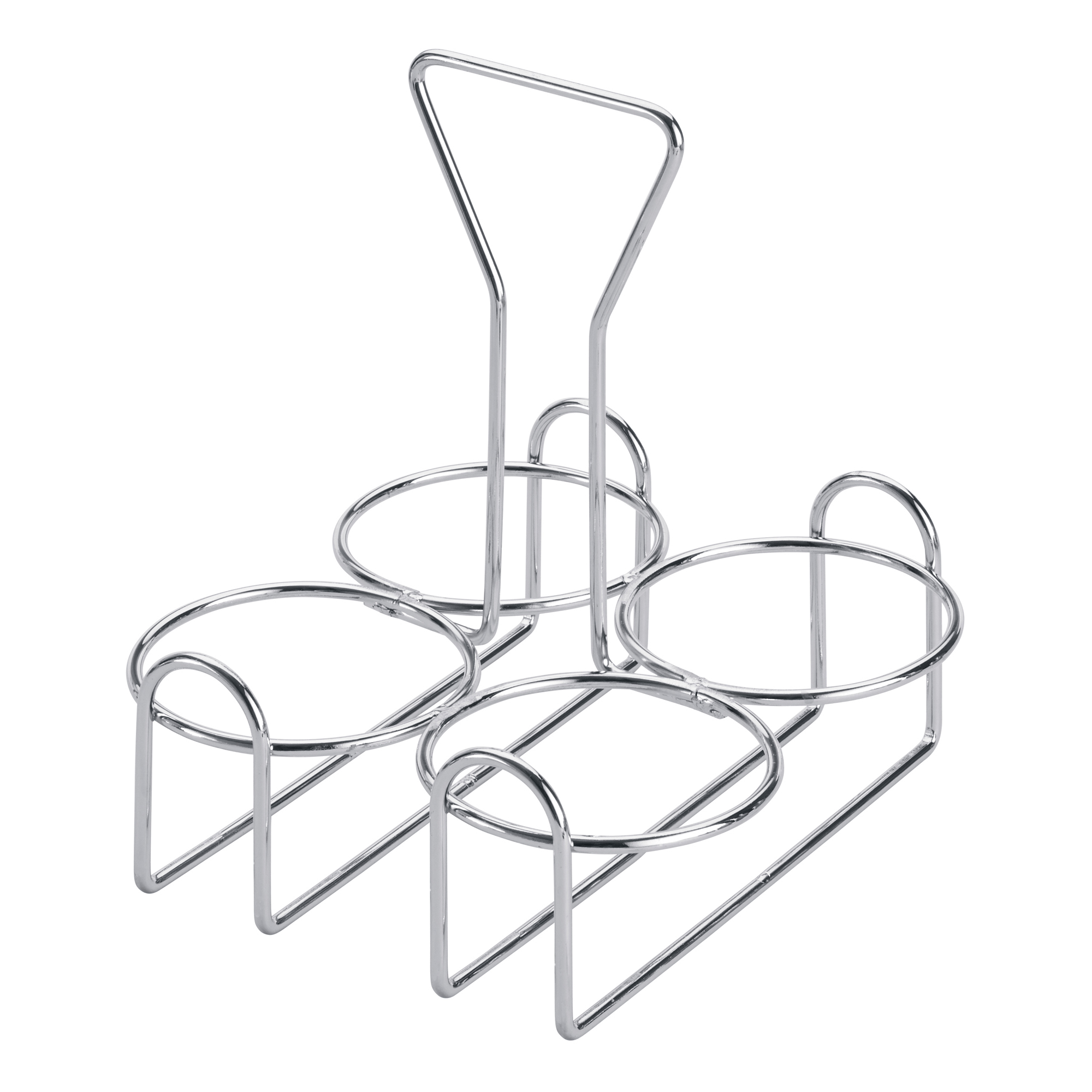 Winco WH-9 condiment caddy, rack only