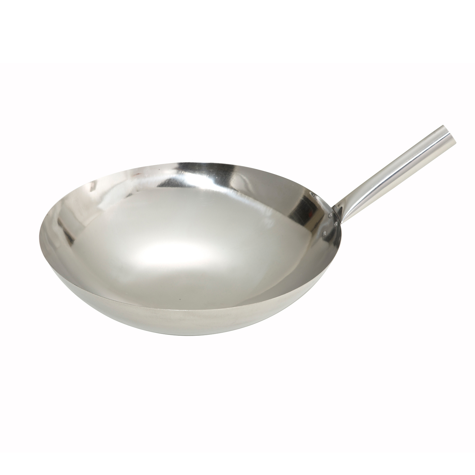Winco WOK-16N wok pan
