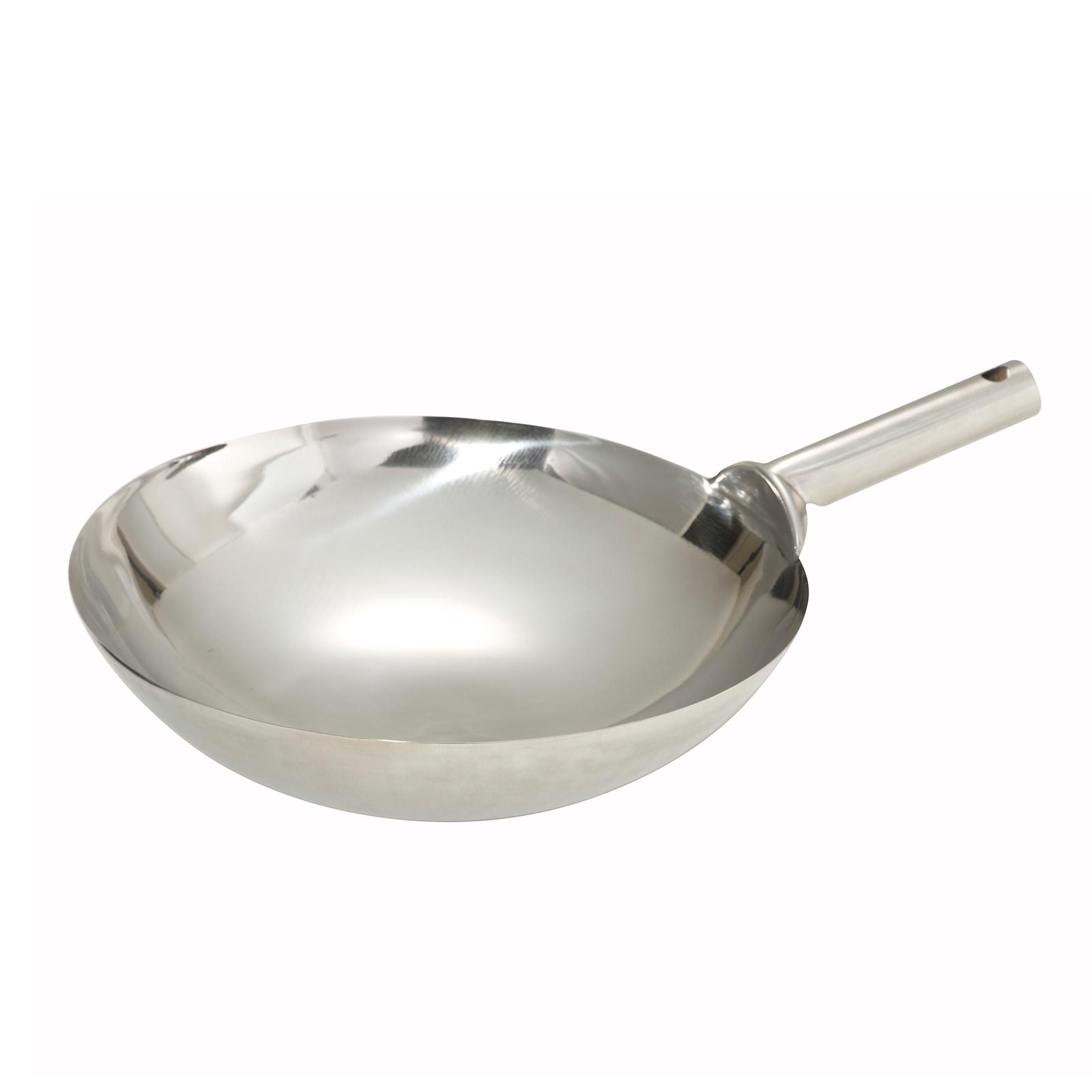Winco WOK-16W wok pan