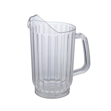 Winco WPC-48 pitcher, plastic