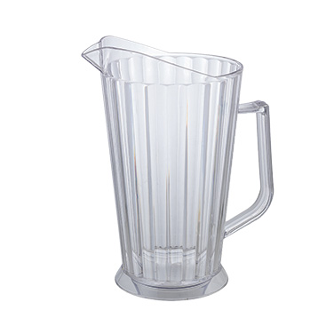 Winco WPCB-60 pitcher, plastic