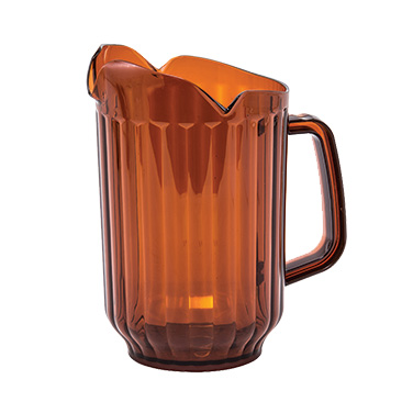 Winco WPCT-60A pitcher, plastic