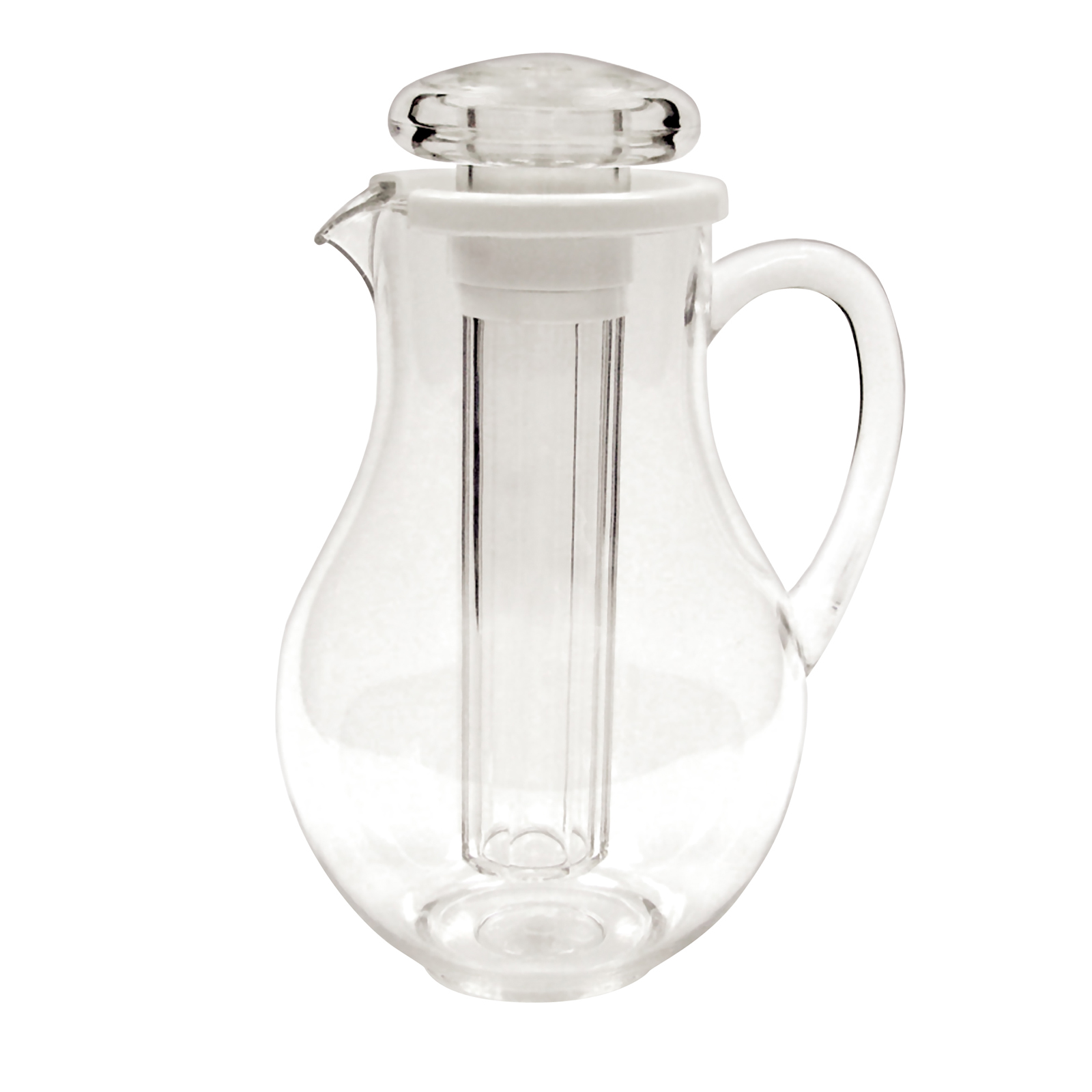Winco WPIT-19 pitcher, plastic