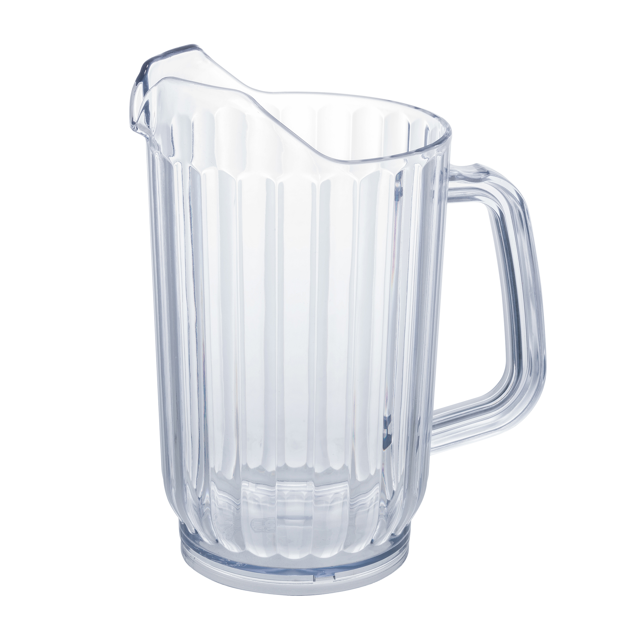 Winco WPS-32 pitcher, plastic