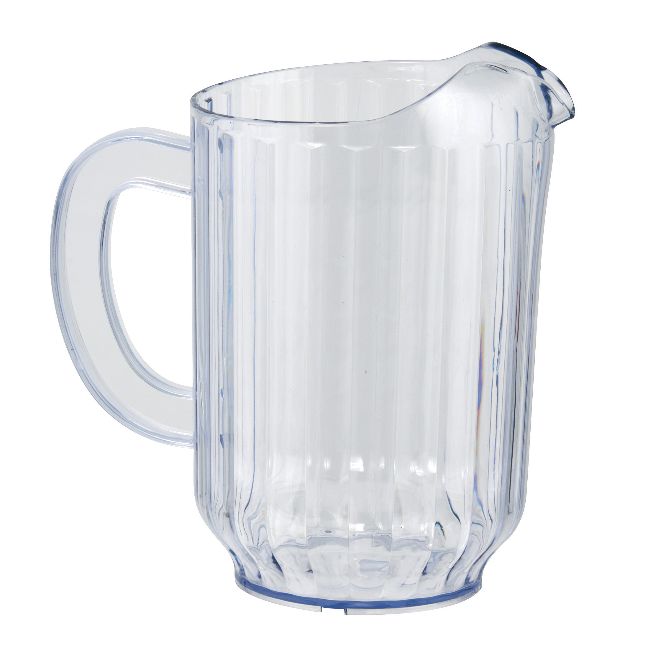 Winco WPS-60 pitcher, plastic