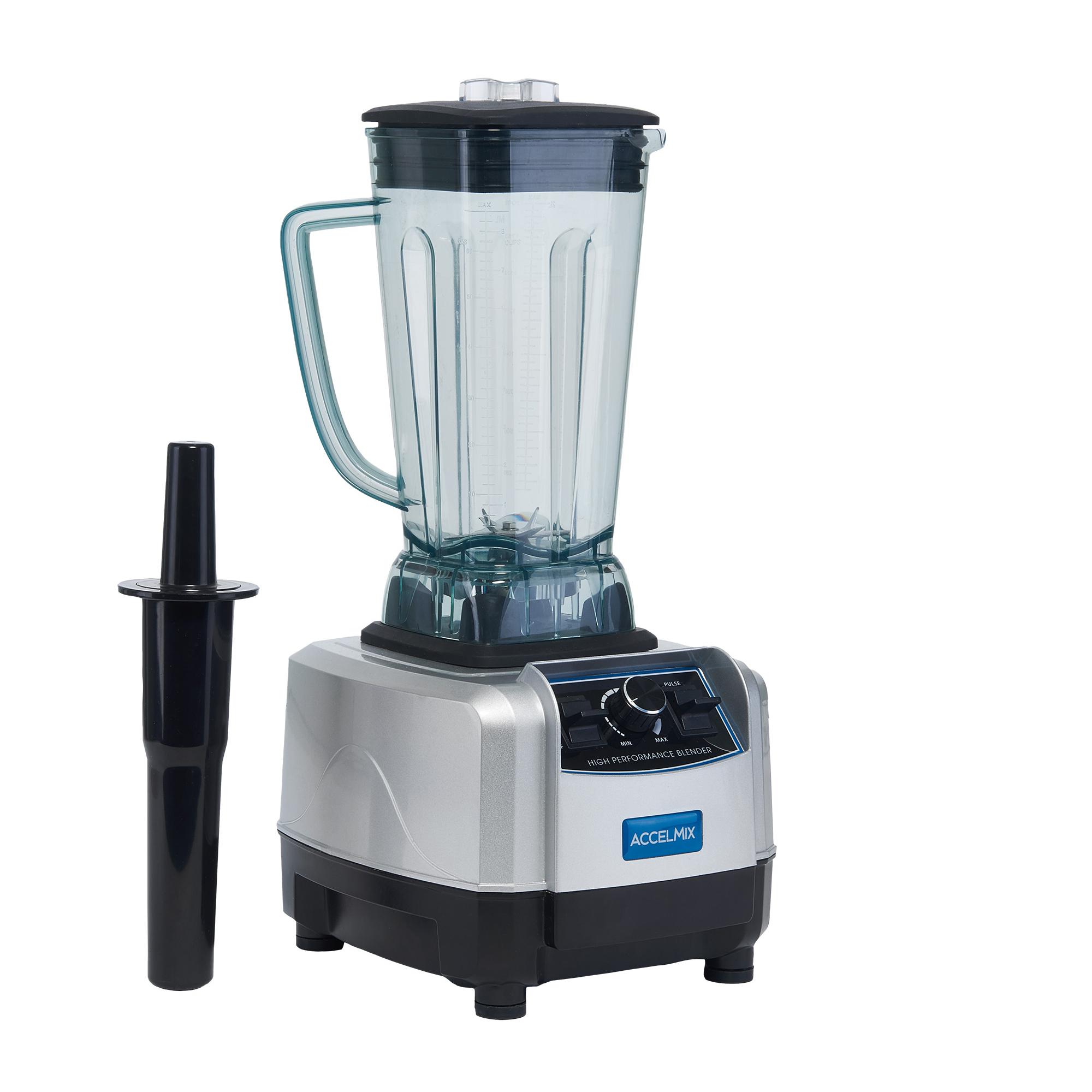 Winco XLB-1000 blender, food, countertop