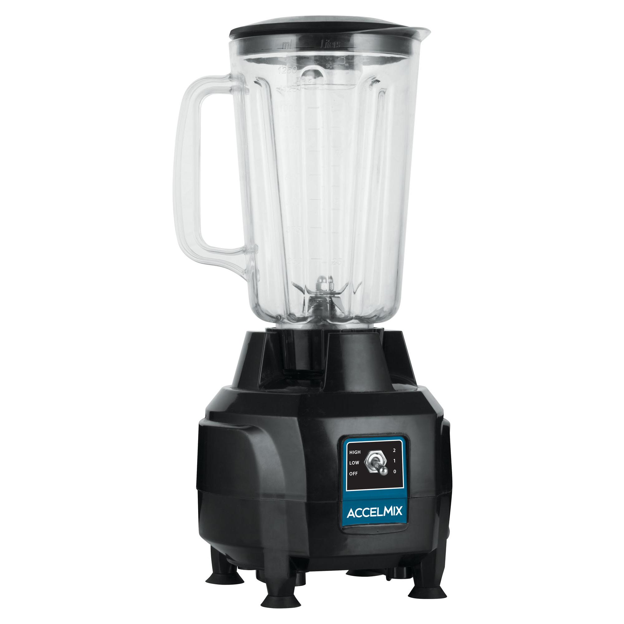 Winco XLB-44 blender, food, countertop
