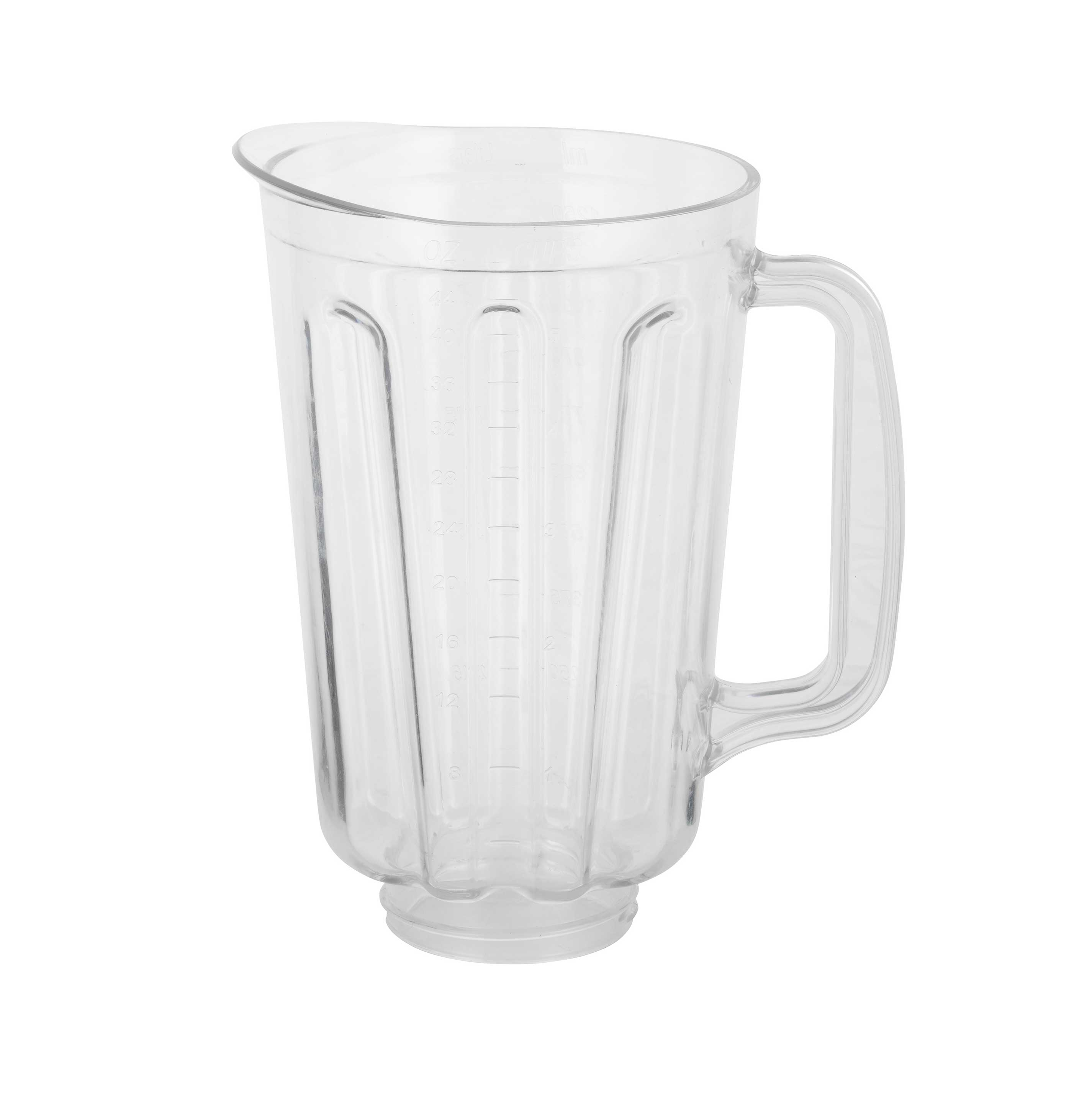 Winco XLB44-P3 blender container